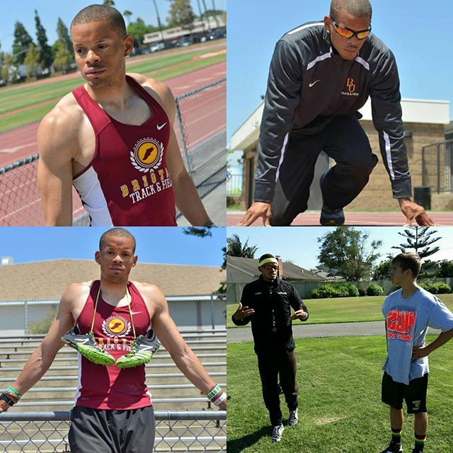 Just one month until Coach Stirley @stirley_jones competes in the 200m at the OLYMPIC TRIALS!  Everyone, please keep him in your thoughts and prayers as he has worked sooooo hard for this!!!! Stirley Jones not only competes and trains but gives back so much to youth in teaching the are of SPEED!!! #stirleyjones #olympictrials #tracknation #200m #ocysa #ocysalife #200meters #200m #footwork