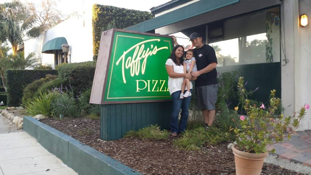 Taffy's Pizza Santa Barbara, Pizza Delivery