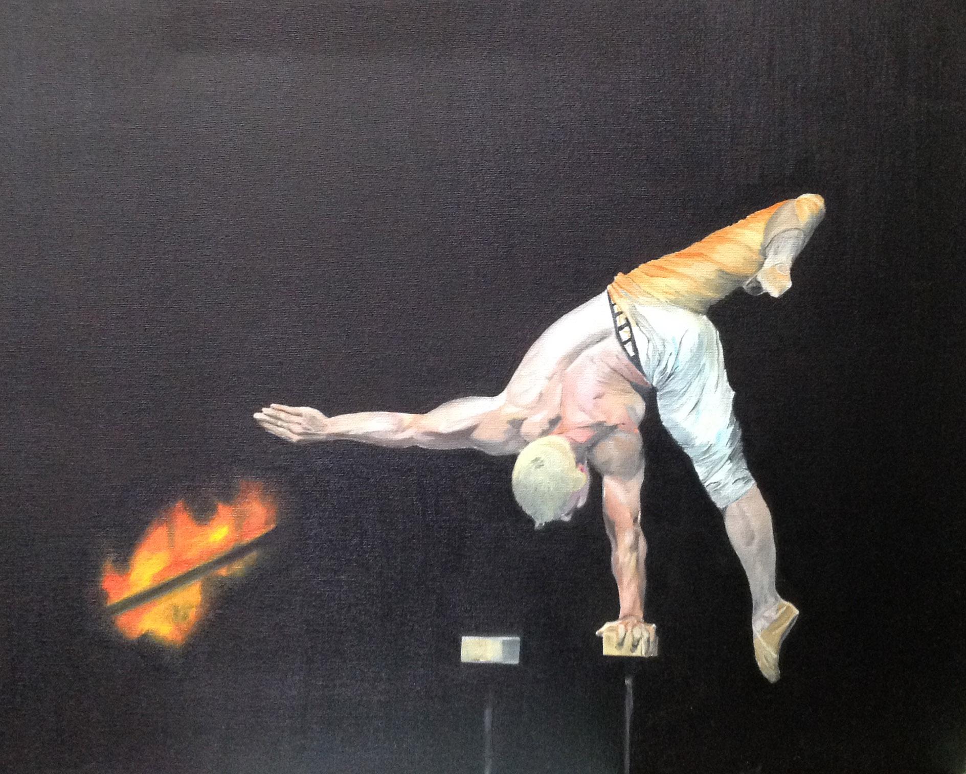 The Acrobat (O Acrobata)