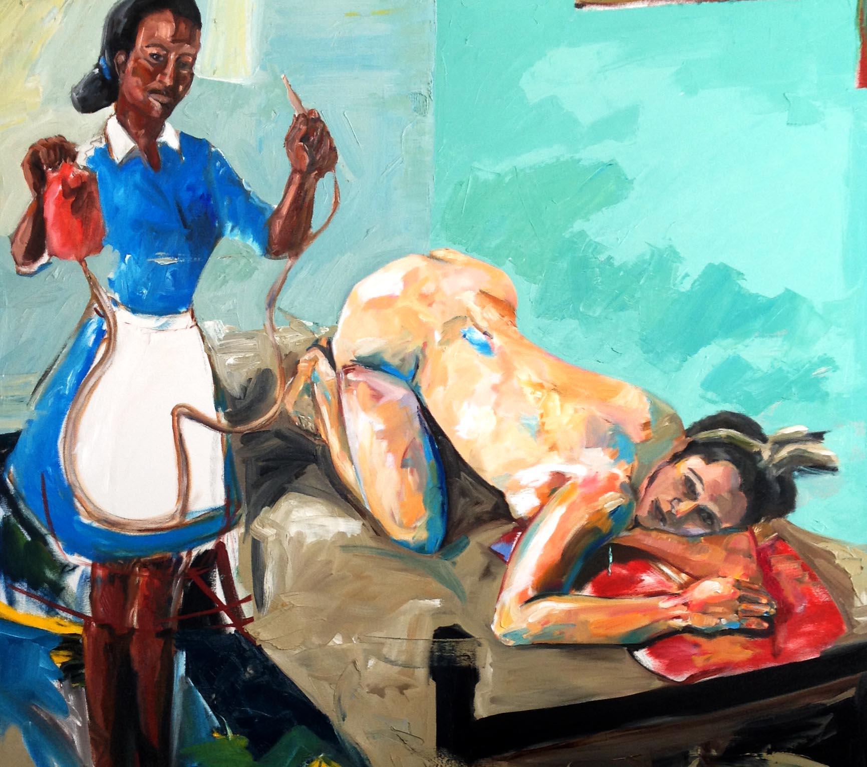 Brazilian Maids: Colon Cleanser (Empregadas Brasileiras: Limpadora de Cólon)