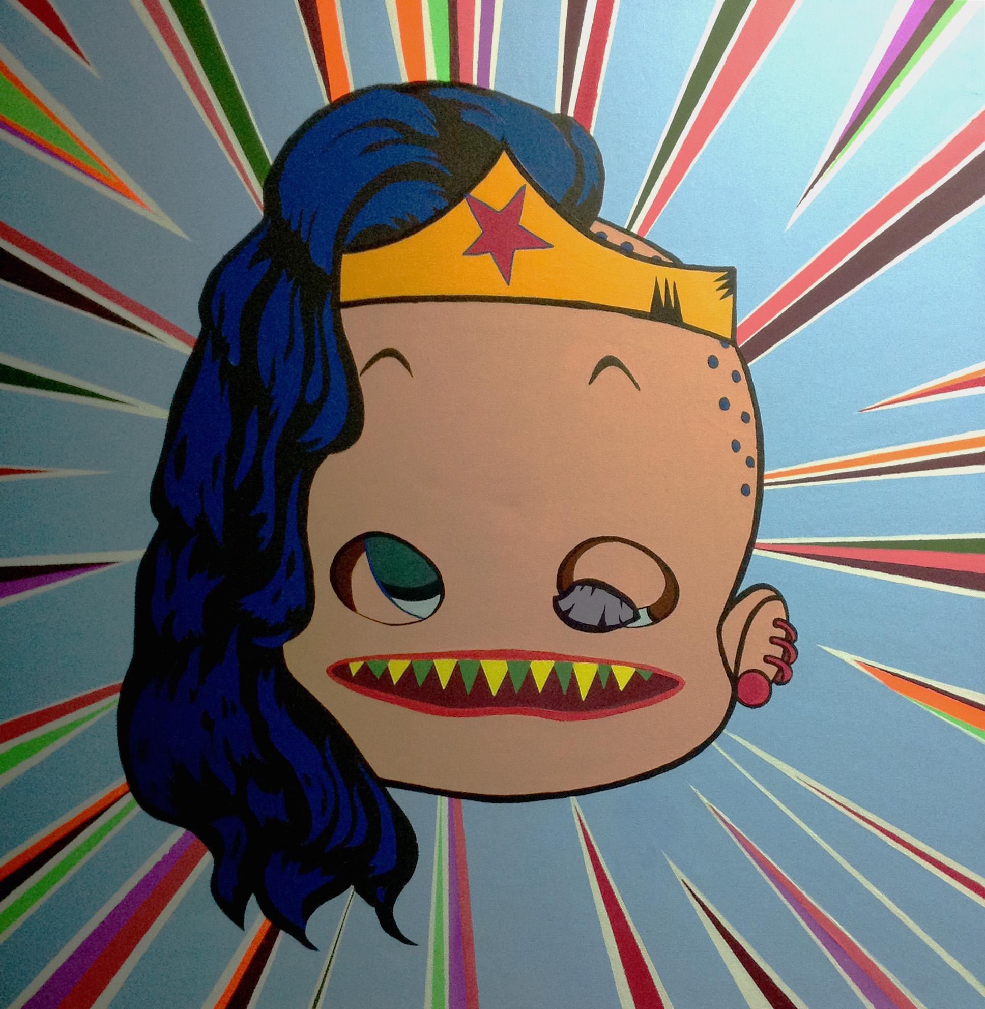 The Dolls: Wonder Woman (As Bonecas: Mulher Maravilha)