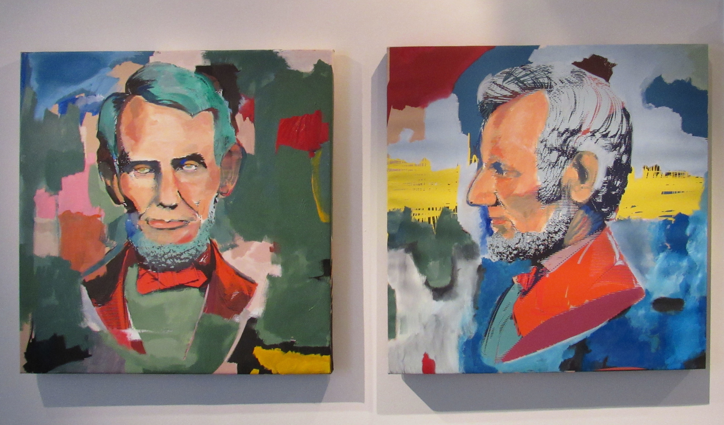 Lincoln Diptych