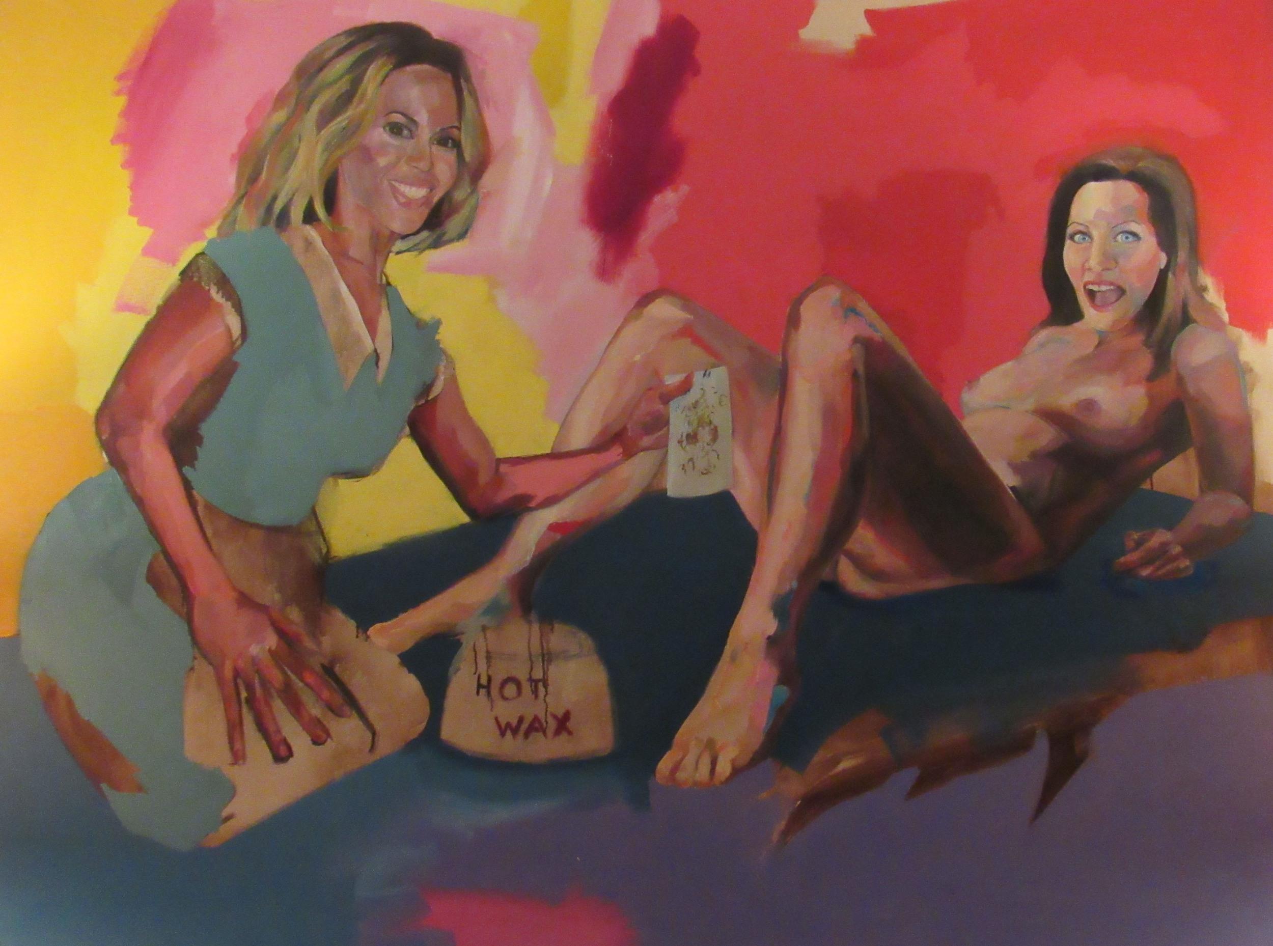 Brazilian Maids: Hot Wax (Empregadas Brasileiras: Cera Quente)