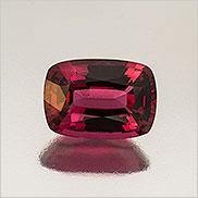 Grab it. A natural Burma spinel, 2.20 carats. Inventory  #18980 . (Photo: Mia Dixon)