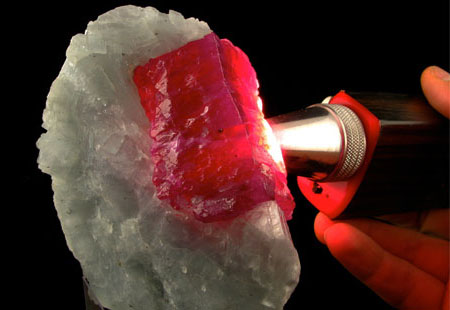 Lovely 1700-carat ruby specimen from the collection of Federico. (Photo courtesy George Shen)