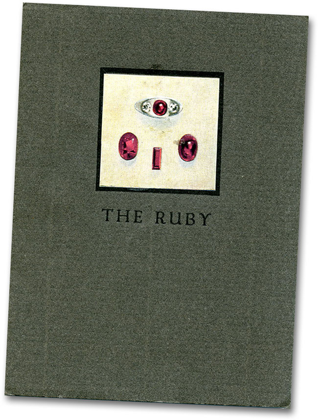 The Ruby Cover