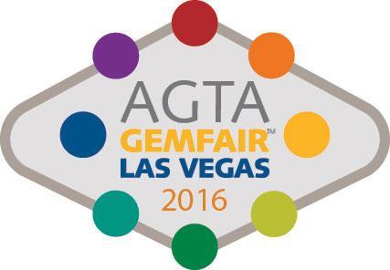 AGTA GemFair Las Vegas logo