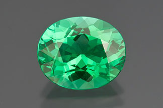 Green Paraiba from Mozambique
