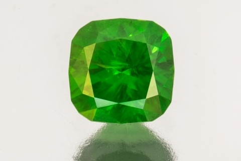 Demantoid Garnets