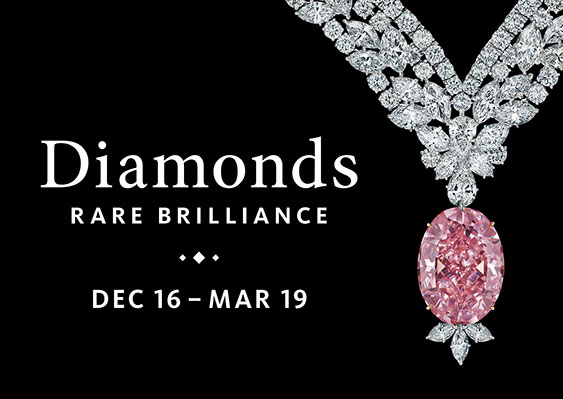 Diamonds - Rare Brilliance Title
