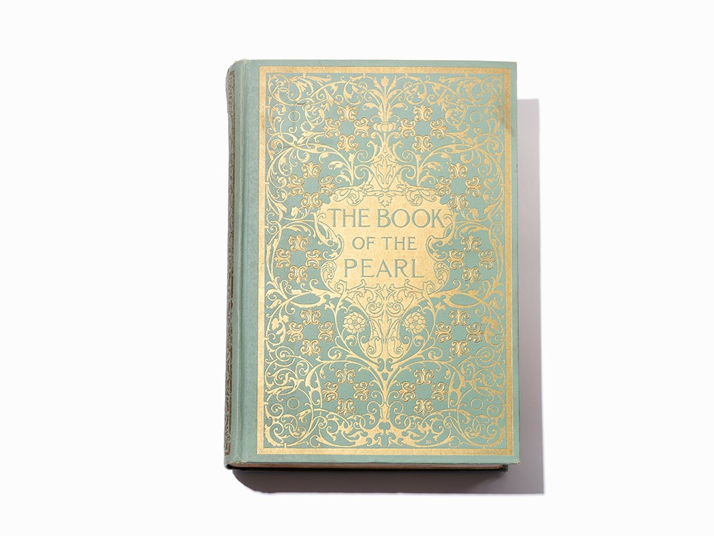 Kunz classic. Lillian Cole acquired a copy of this volume at her first auction, a sale of 200 boxes from collector Michael Hurley's 35,000+ hoard. The first copy she sold for $300; the last, in 2010, went for $1500.