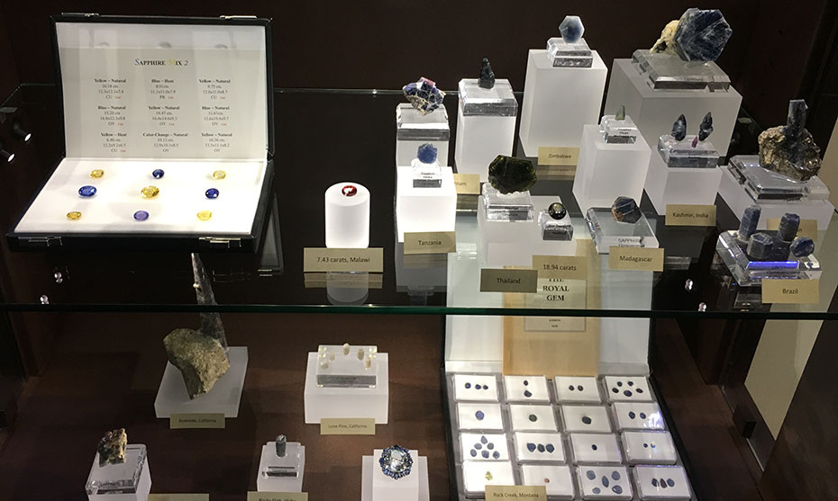 Sapphire Display