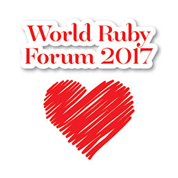 World Ruby Forum Logo