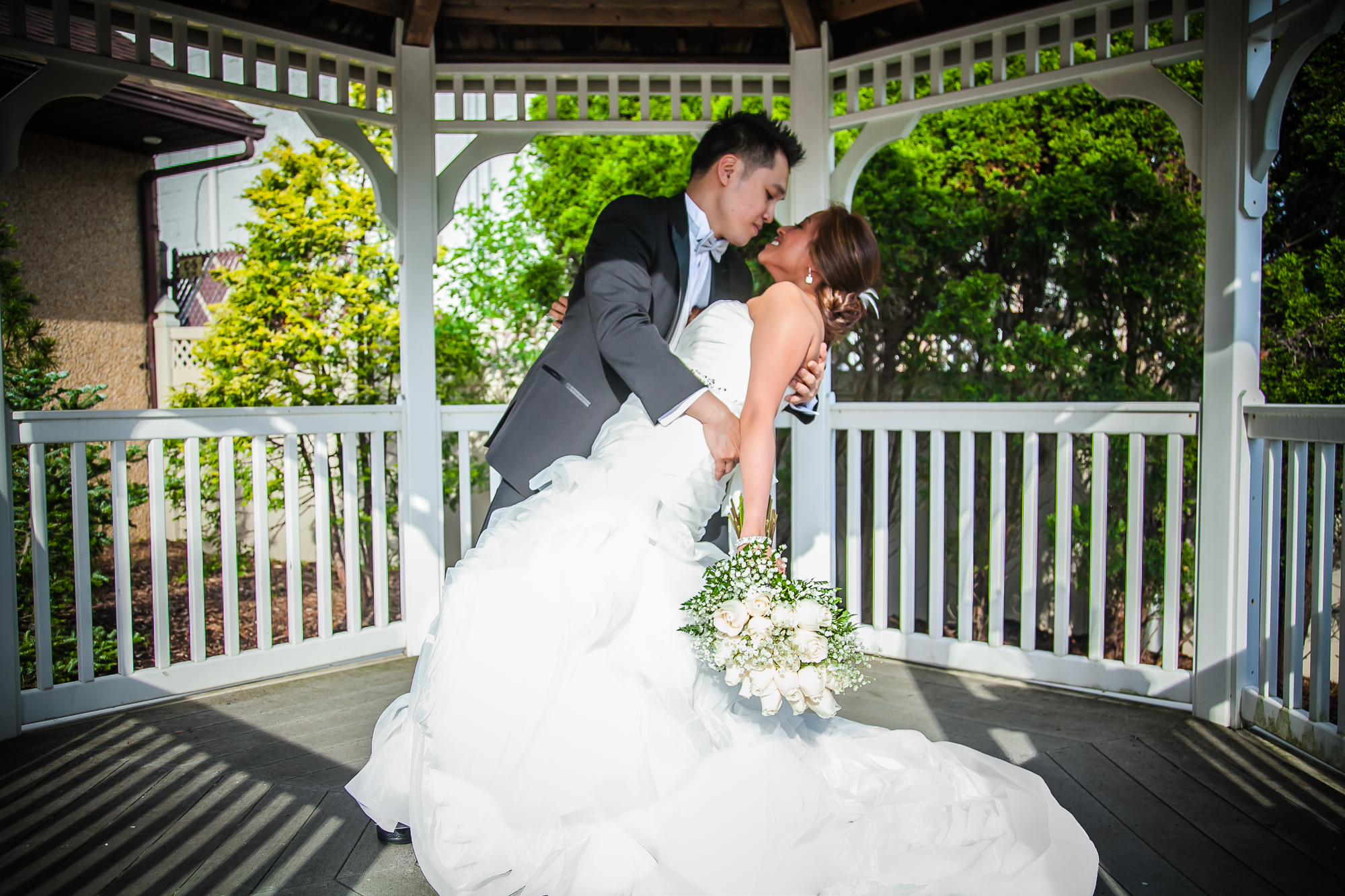 Joanna & Edmond Wedding  Jersey City, NJ.