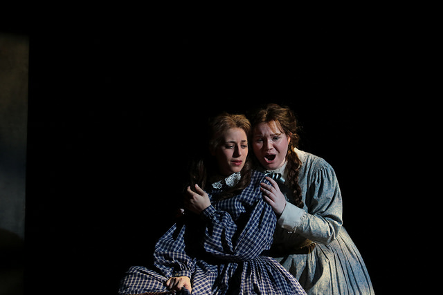 Little Women - Singing BethMannes Opera May 2016Photos by Eugenia Ames