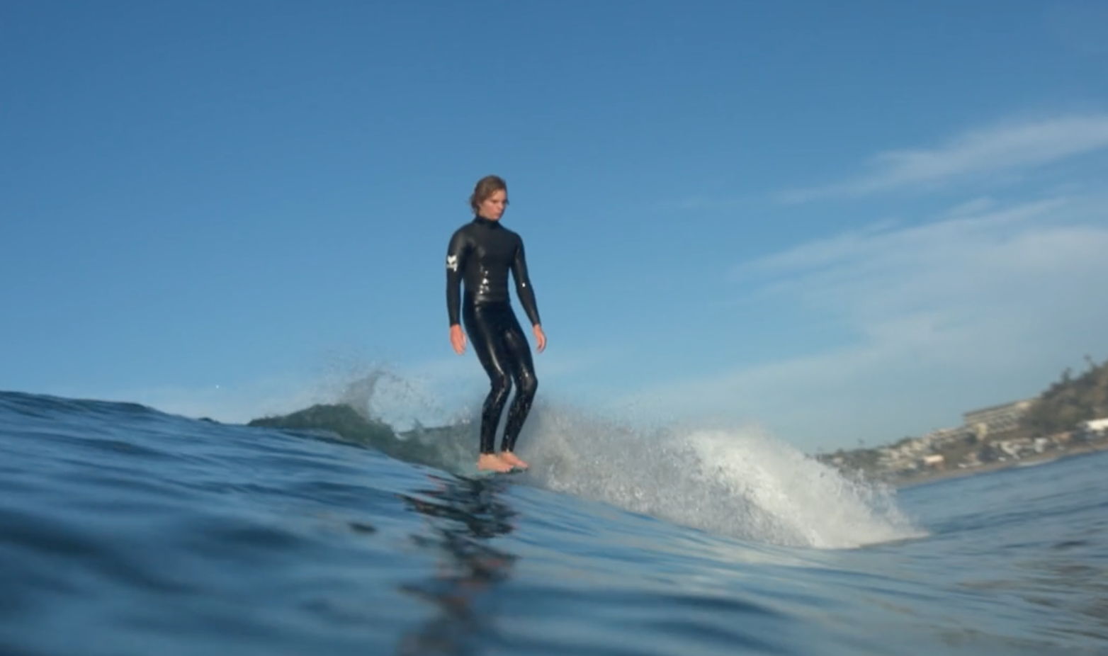ADDICTED TO THE GLIDE   Director: Ryan Struck    Running time: 3 mins    Reilly Stone is a longboarder from Pleasure Point, California. We explore Reilly's love of the   glide  as he guides us through a tour of Santa Cruz as we've never seen it before.
