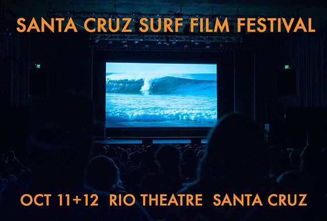 It's coming! 3 more days 'til the Santa Cruz Surf Film Festival, showcasing the best in contemporary surf cinema. Tickets at link in bio . Raffle prizes at every screening, courtesy of our amazing sponsors @yeti @oneillsurfshop @wavesandfades_sc @bldgactive @dblanc @bonafidewetsuits @surfears @pleasurepizzasc @eastsideeaterysc @kalabrandmusic @olachicasc @nomadixco @theseea @sawyersupply . Thank you also to our supporting sponsors @bayphotolab @bigsticksurfing @allterrasolar and Ow Family Properties