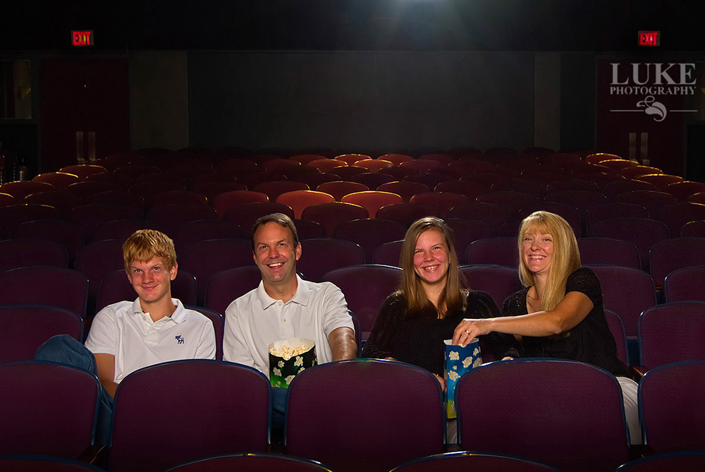 Family Portrait - Theater
