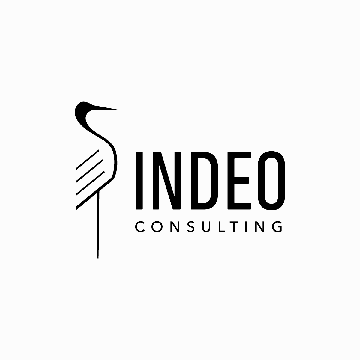 Logo & Visual identity for  Indeo Consulting , a sustainable company. 2013, Paris, France.