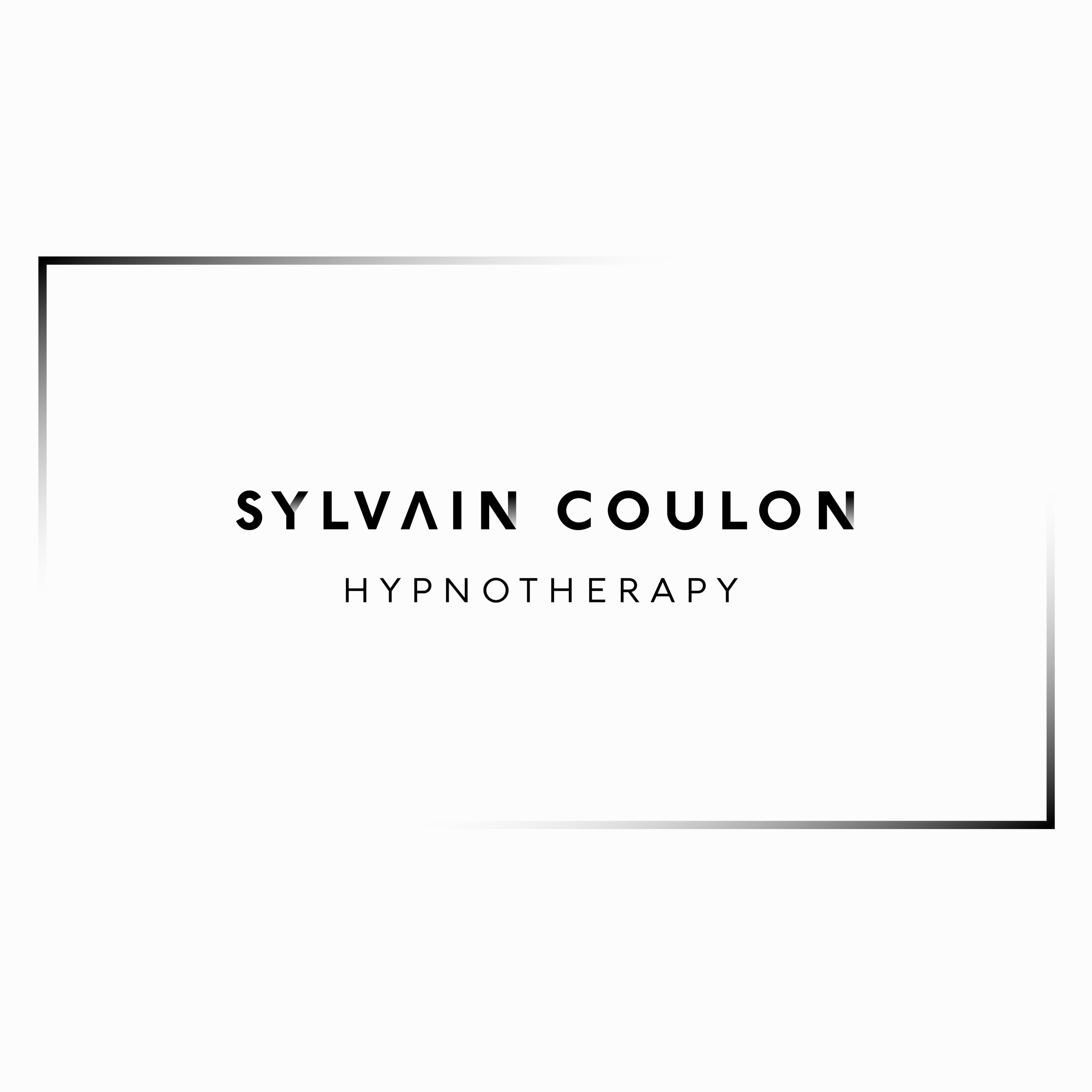 Logo & visual identity for Sylvain Coulon, hypnotherapist. 2016, New York, USA.  View Project