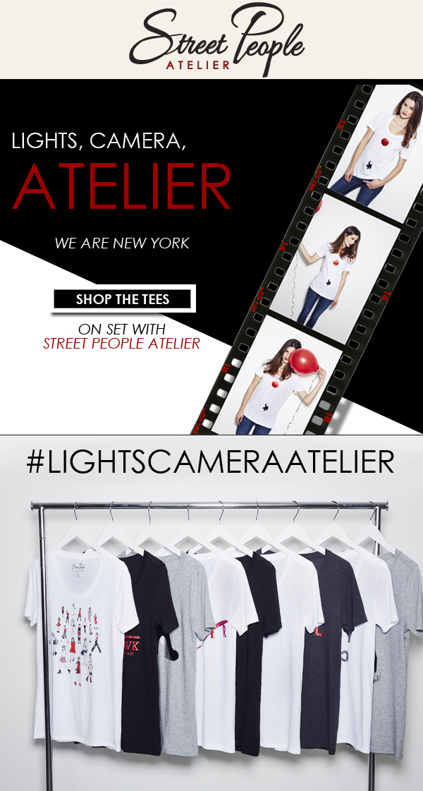 Email: Lights camera atelier