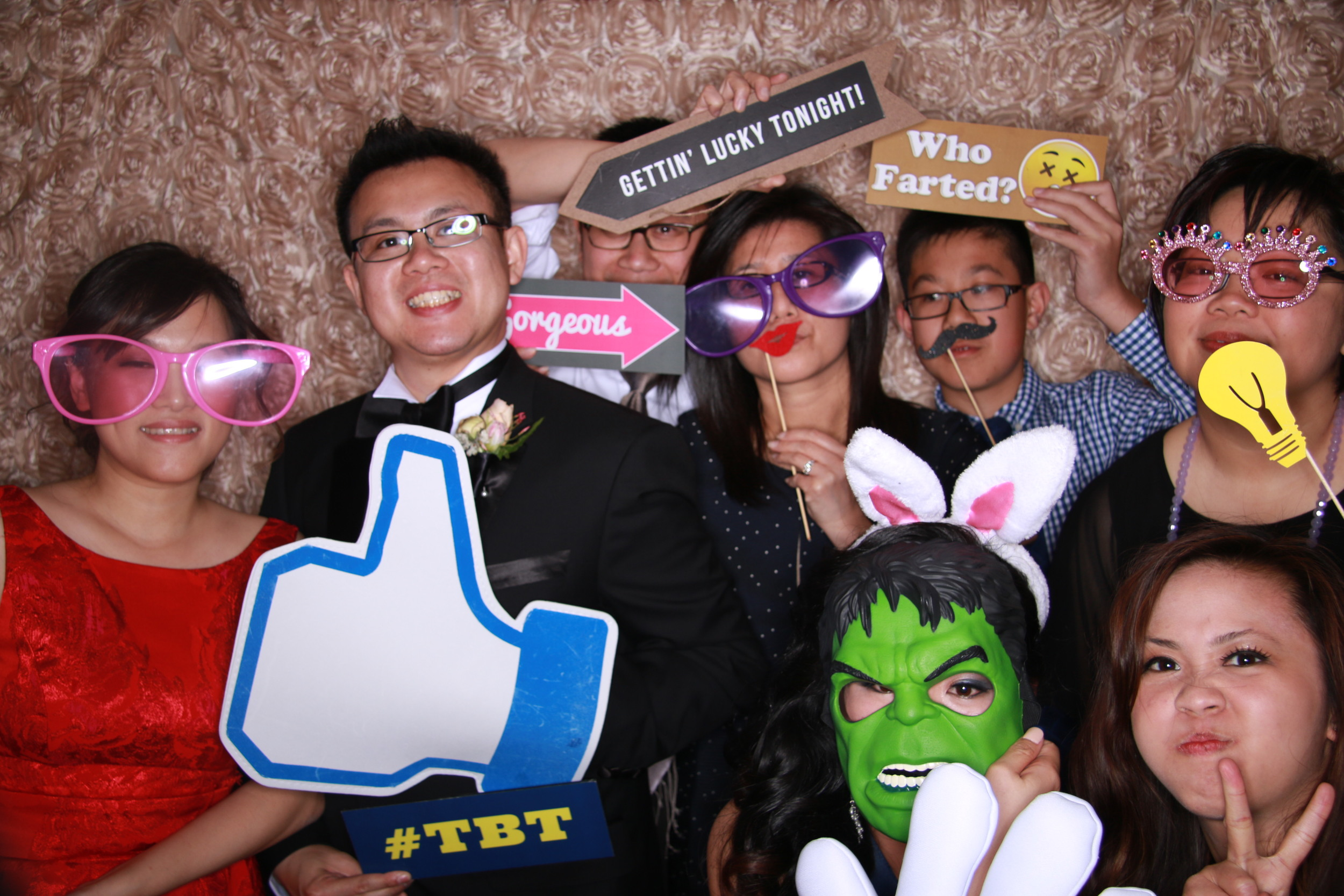 Mike and Evonne's Wedding Gallery 1
