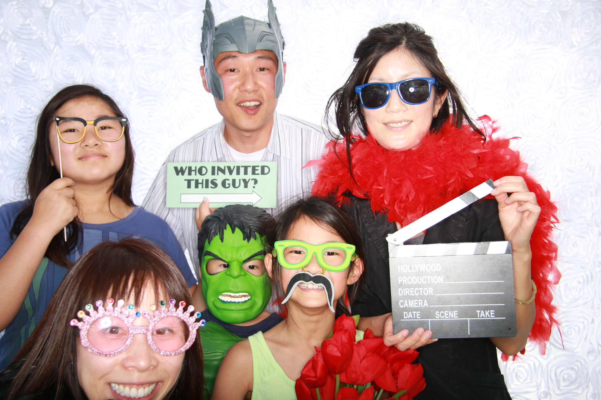 Intersil Carnival Company Party Gallery #2