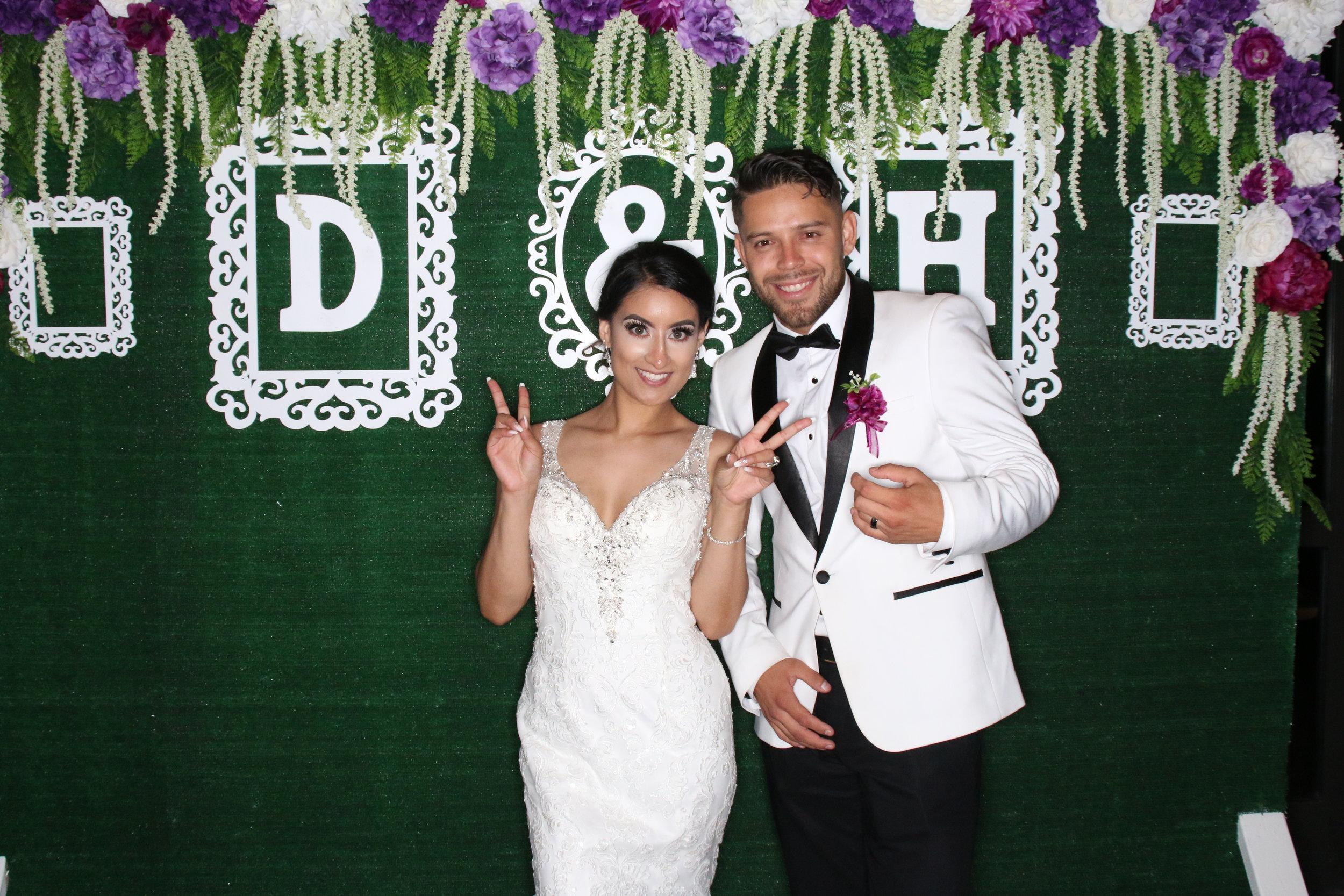 Diana and Hugo Wedding #1