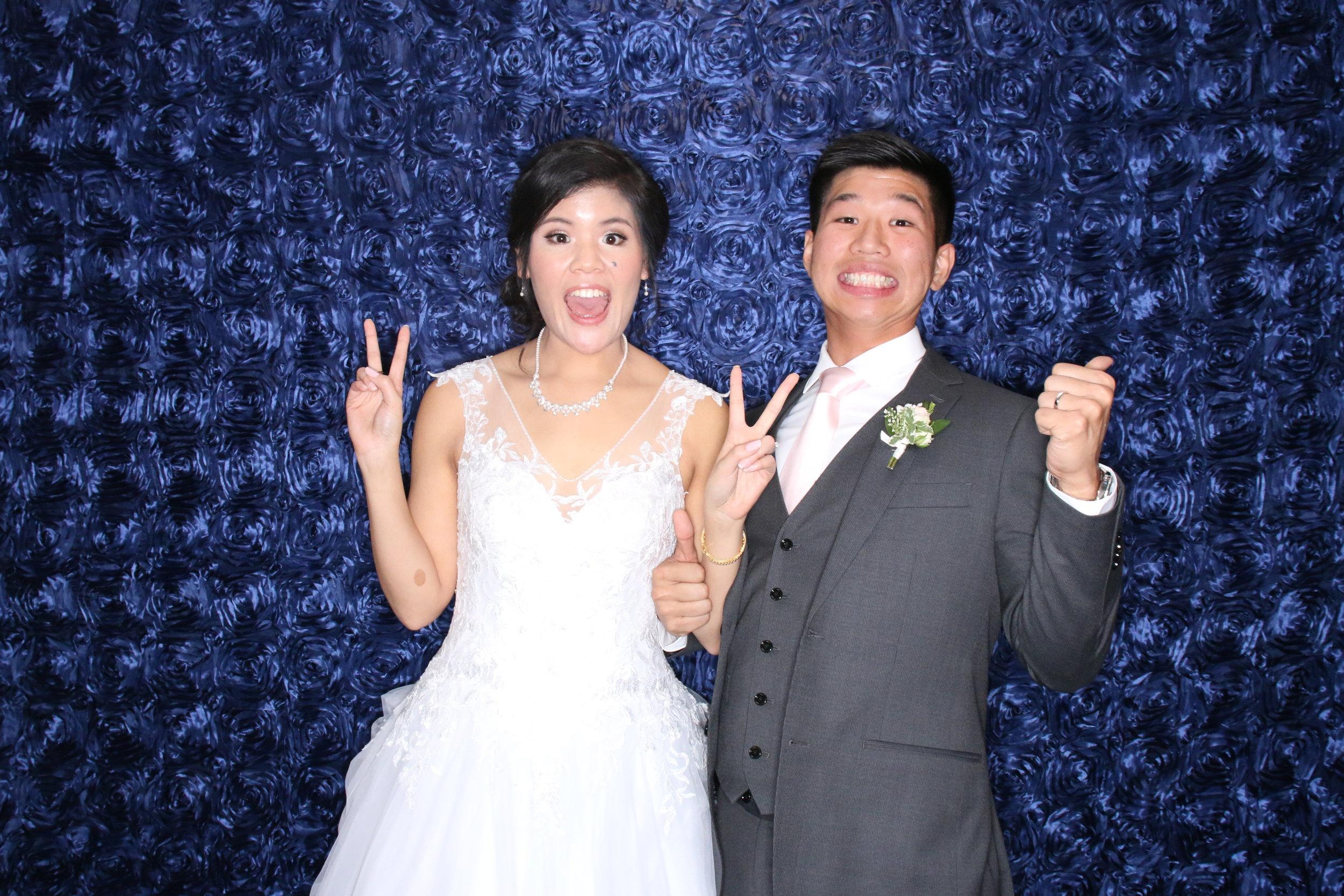 Sarah and Wesley Wedding