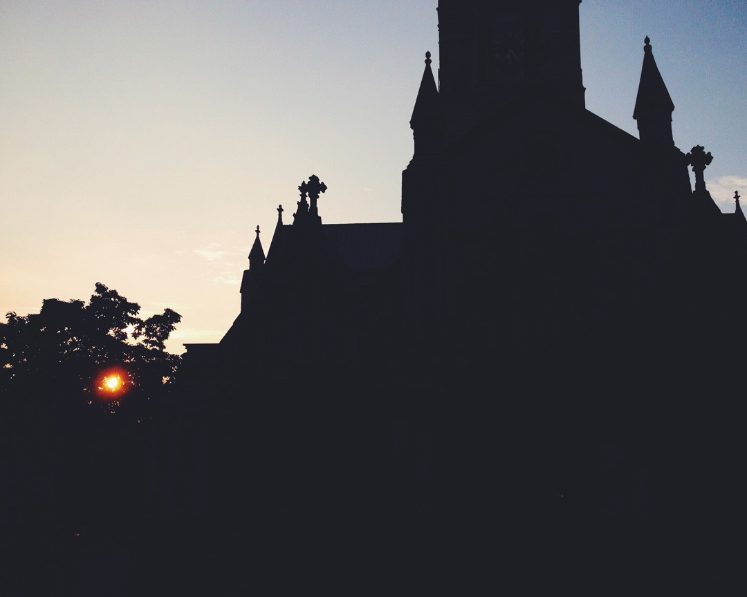 Day 61: Southwark Cathedral — London, England
