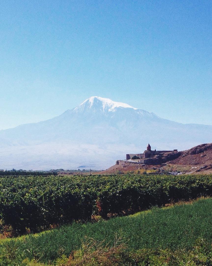 Day 66: Khor Virap Monastary — Armenia