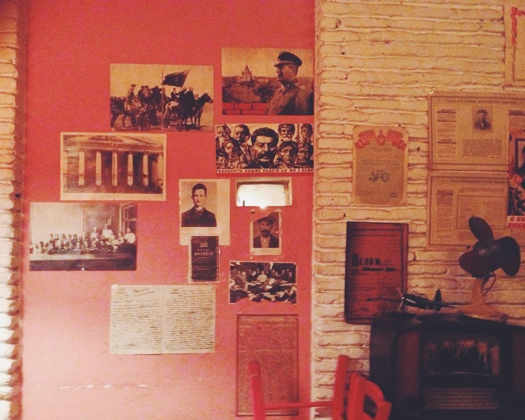 Day 71: KGB Bar — Tbilisi, Georgia