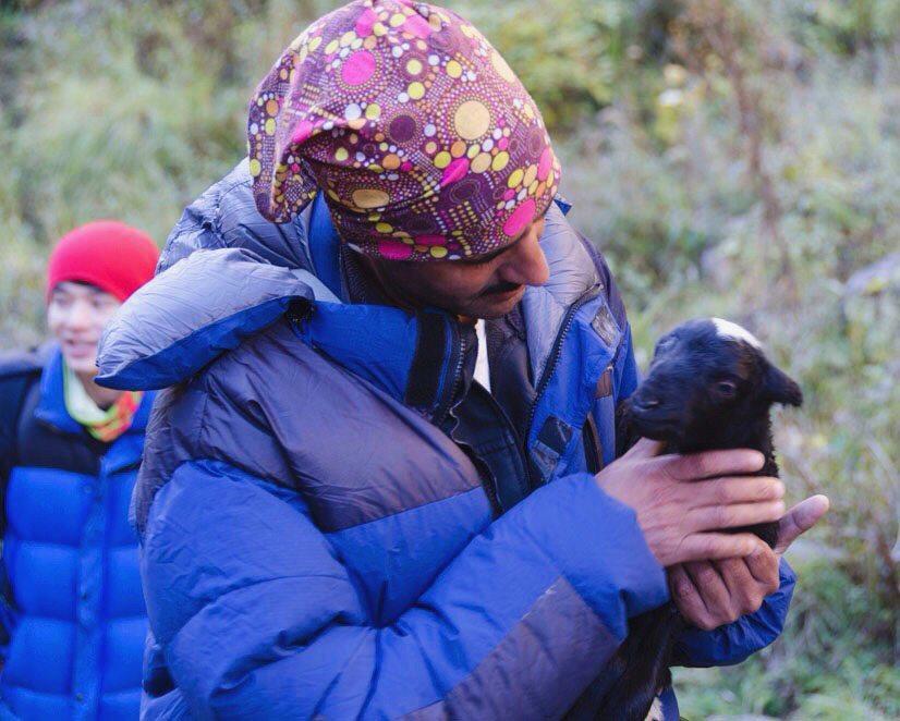 Day 80: Annapurna Sanctuary, Nepal