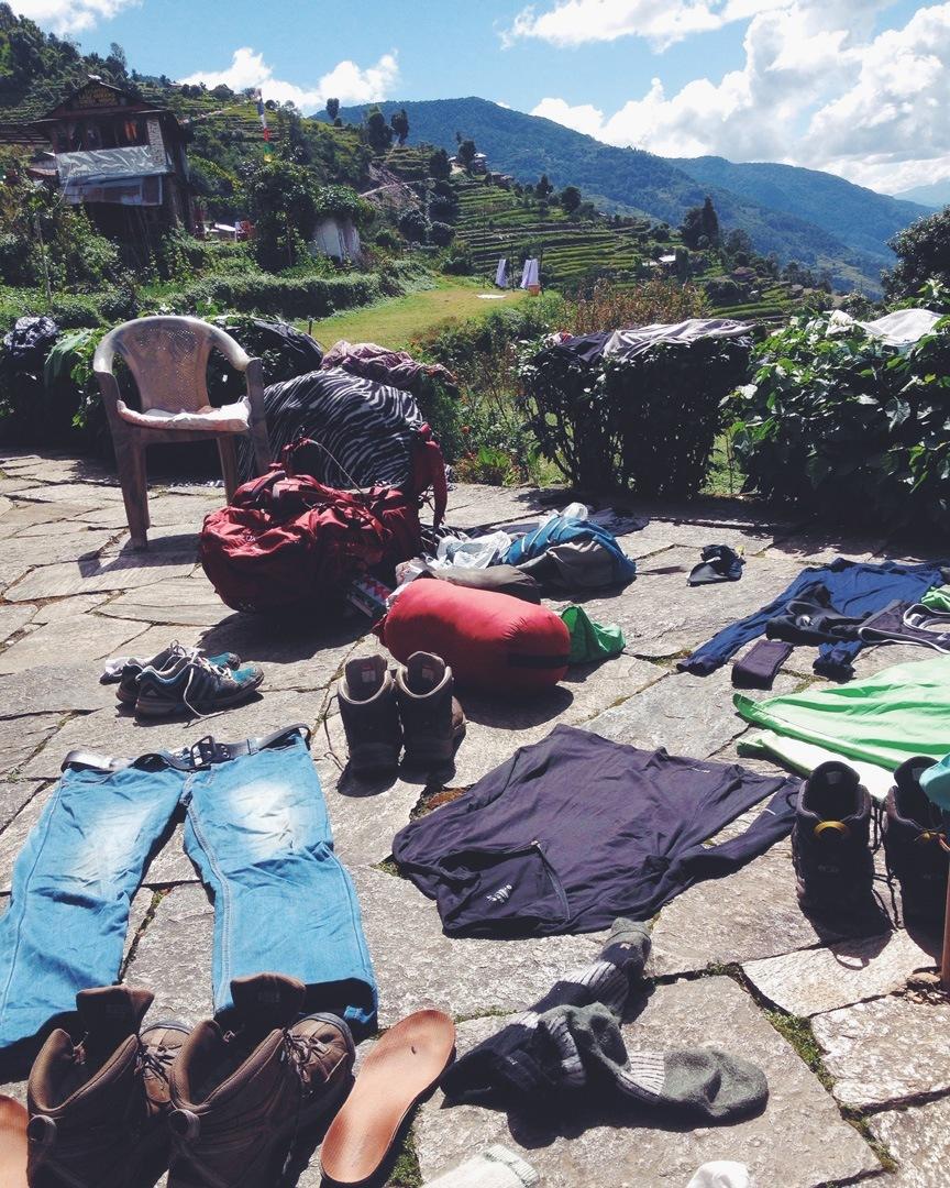 Day 83: Landruk, Nepal