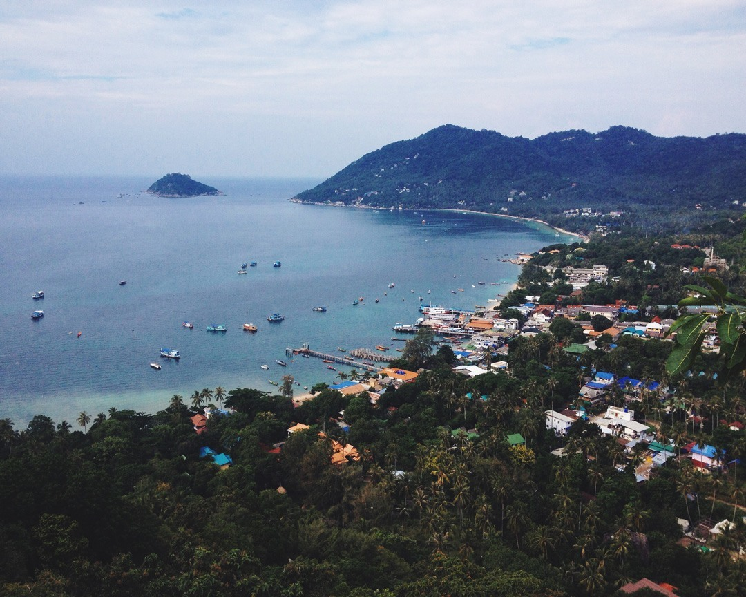 Day 101: Koh Tao, Thailand