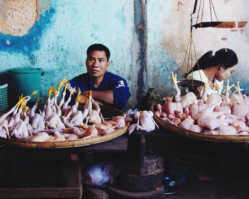 Day 109: Marketplace — Bagan, Myanmar