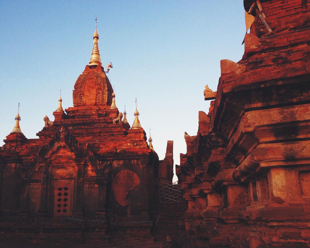 Day 111: Bagan, Myanmar