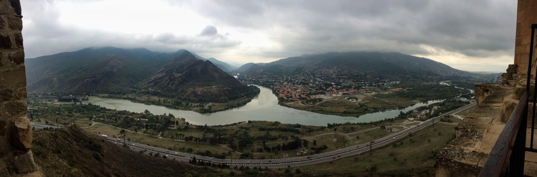 Mtskheta, Georgia in September