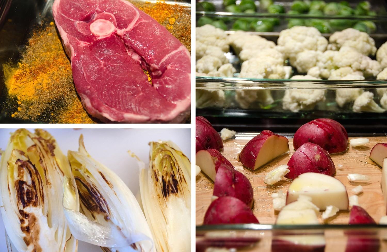 Foodie Dice Dinner - Prep Phase