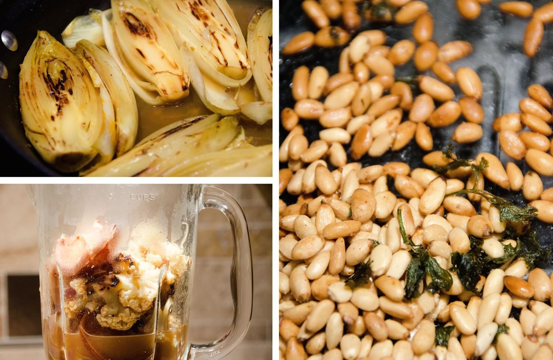 Foodie Dice Dinner - Final Steps