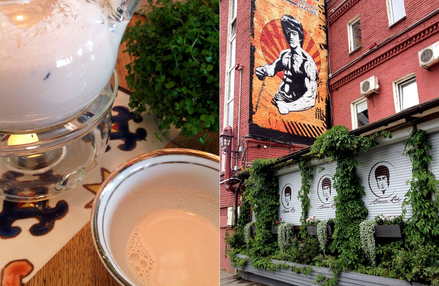 Eateries in Moscow - Small Things in Big Numbers