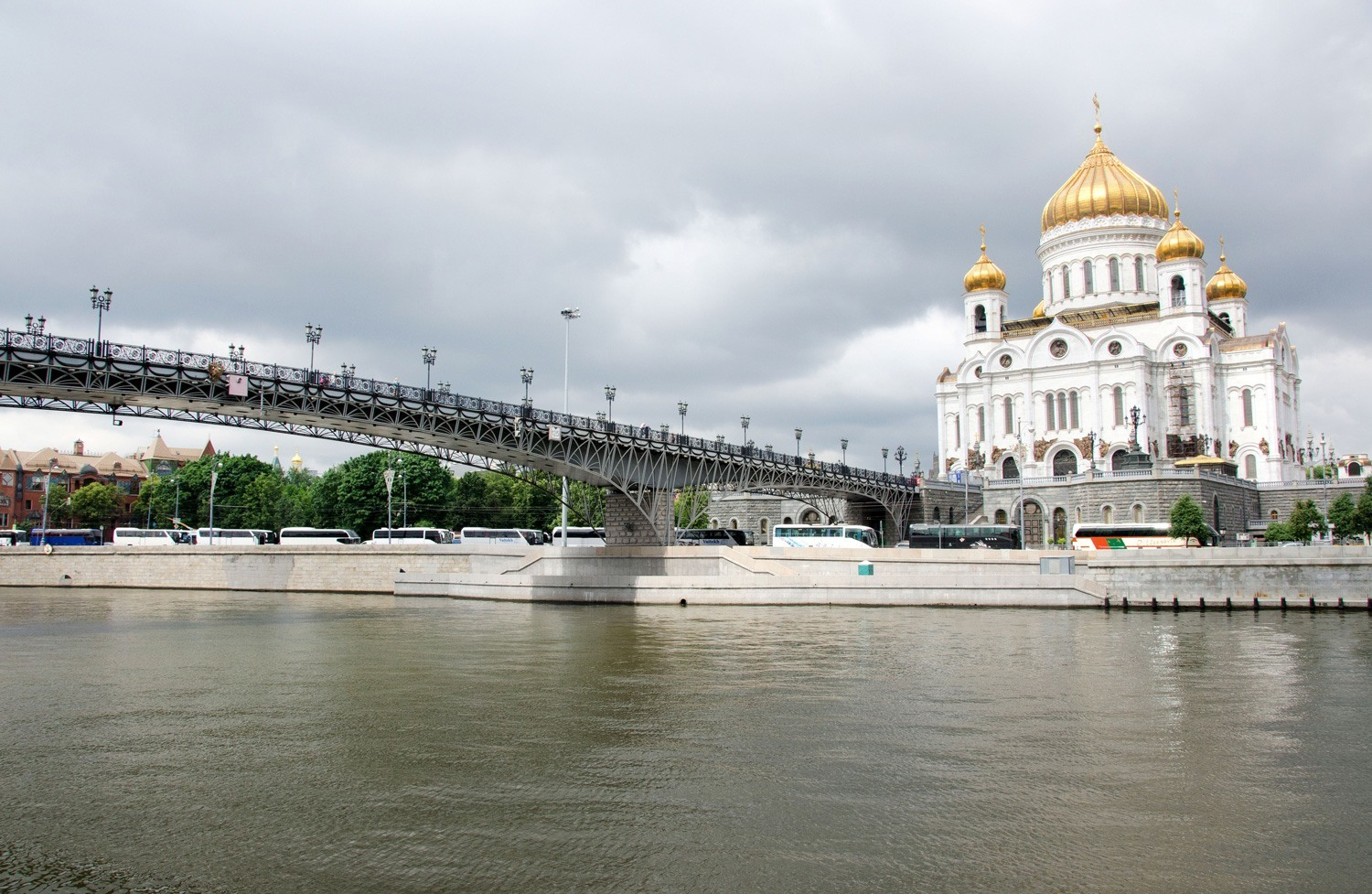 Cathedral of Christ the Saviour  - Small Things in Big Numbers
