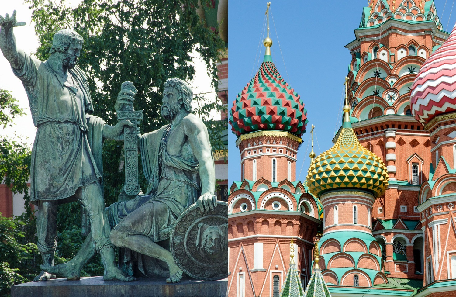 Cathedral of St. Basil  - Small Things in Big Numbers
