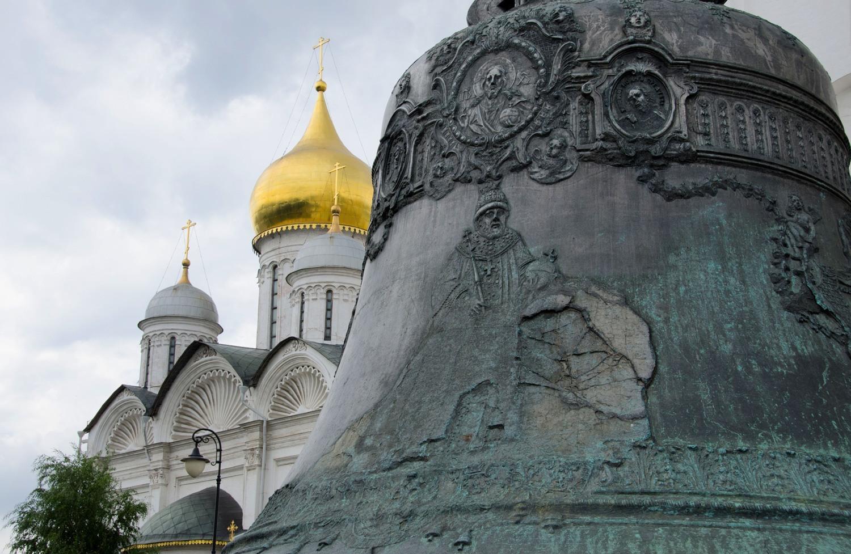 In the Kremlin - Small Things in Big Numbers
