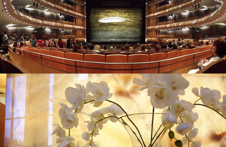 The Mariinski Theater