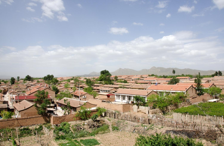 Chinese village