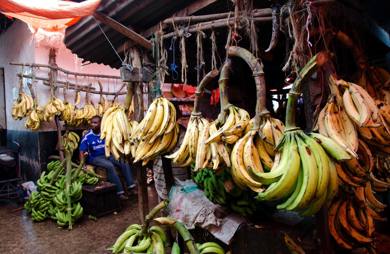 Darajani Market (Small Things in Big Numbers)
