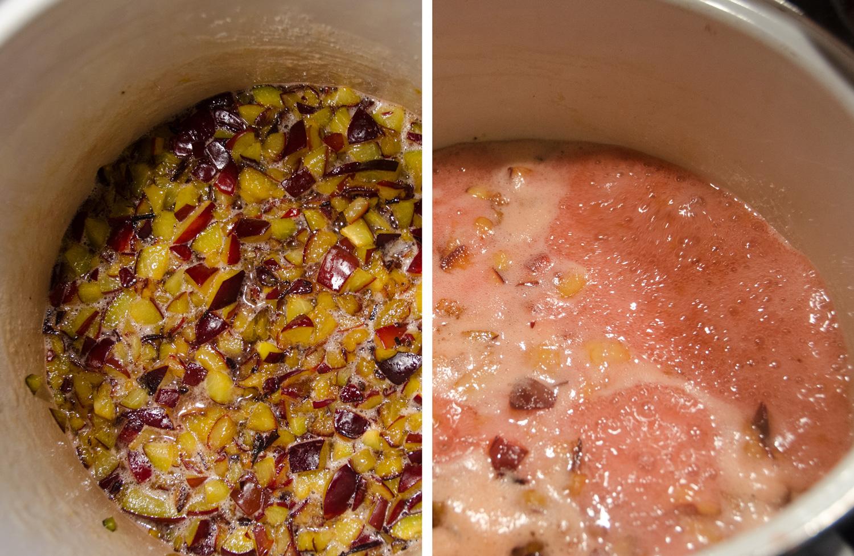 Step 3: Cook ingredients