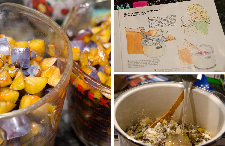 Step 2: Mix ingredients
