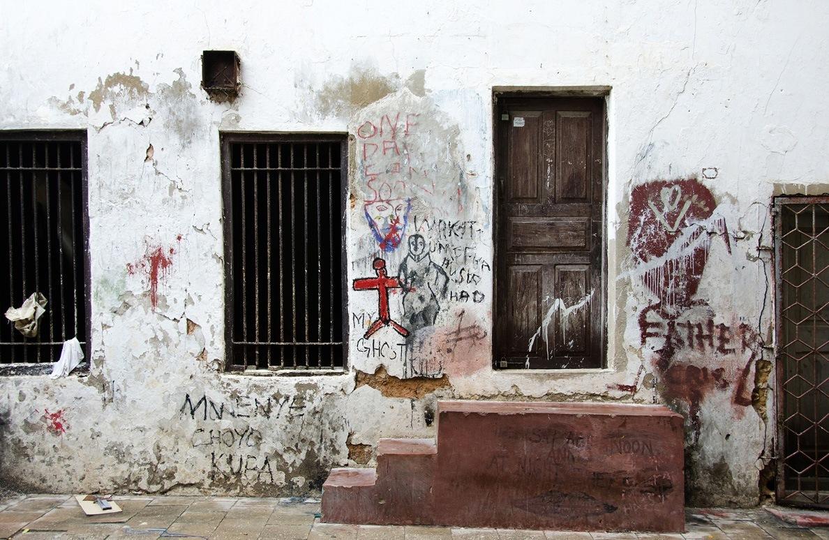 Graffiti (via smallthingsinbignumbers.com)